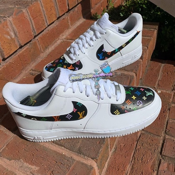 air force 1 scratch